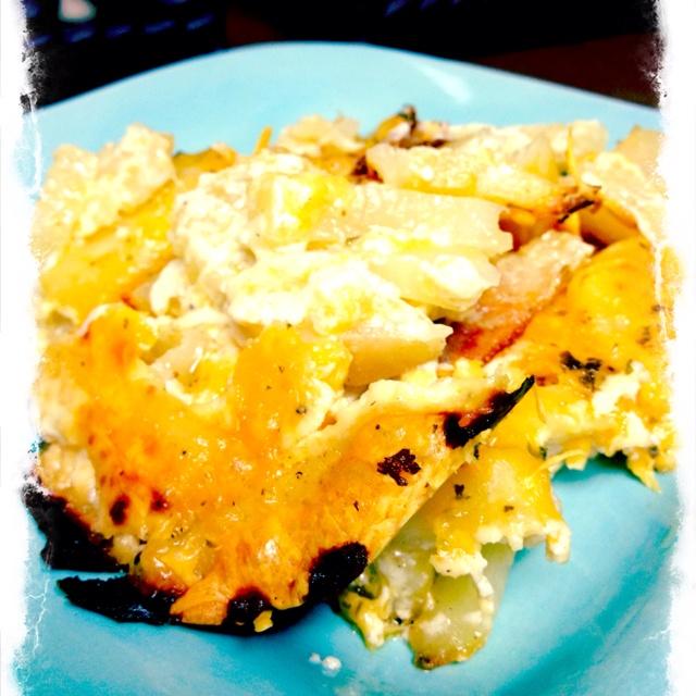 "Under ""Eat"" Creamy Cheesy Potatoes | food | Pinterest"