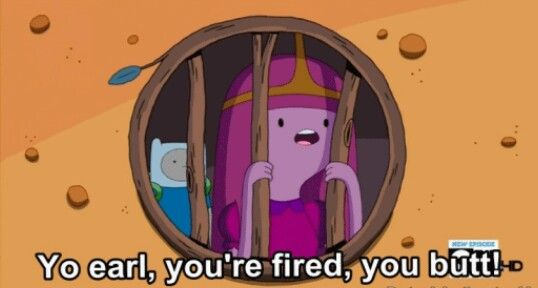 Adventure Time Quotes - Princess Bubblegum