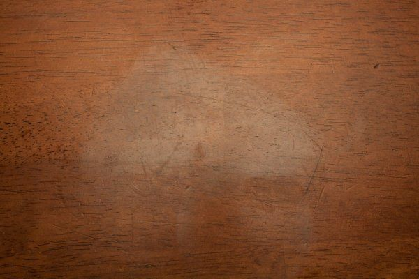 Removing White Heat Stains From A Wood Table Cleaning