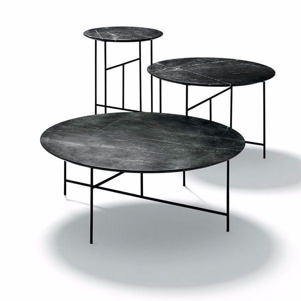 Sen Coffee Tables - design Kensaku Oshiro - De Padova