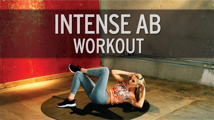 XHIT - Intense Ab Workout