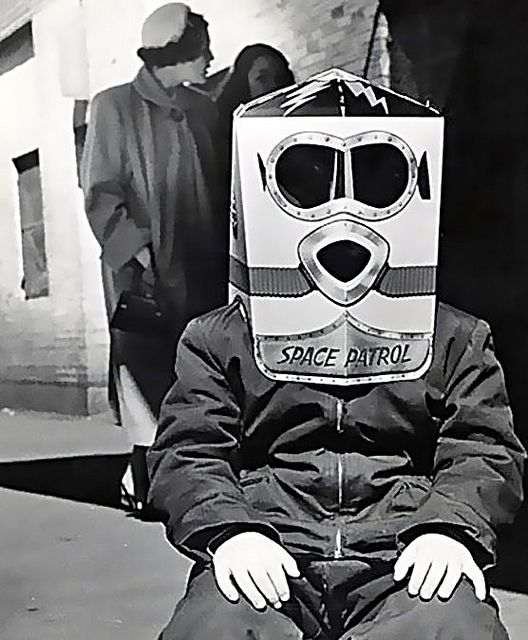 The unknown sci-fi fan! Photo by x-ray delta one, via Flickr