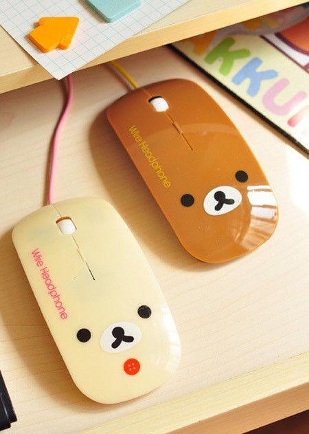 Creative mouse