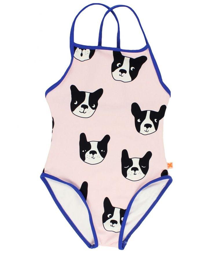 Swimsuit Moujik pale pink
