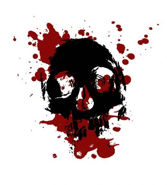 Trash Polka Skull By Mcrdesign On Deviantart: Realistic Trash Polka Arts