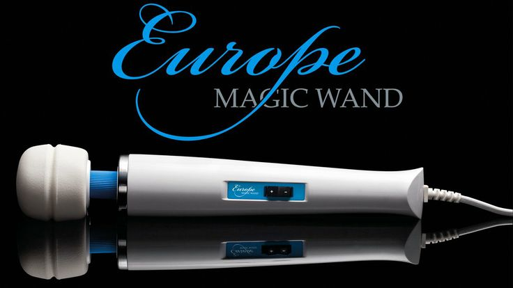Europe Magic Wand - Power that makes you smile :-) #video add starring #EuropeMagicWand wand massager. See you on pinterest @europemagicwand.