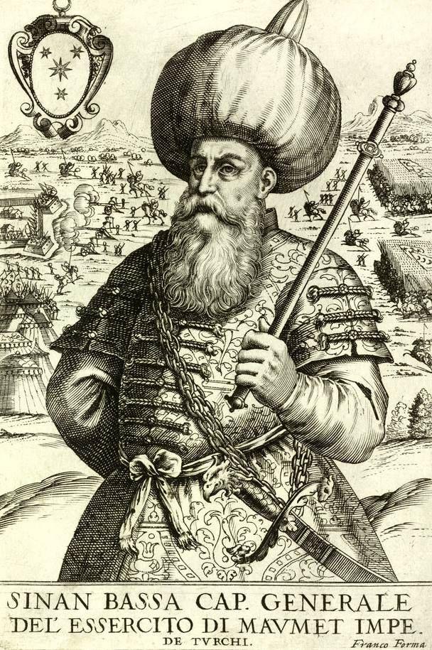 Ottoman Admiral Ciğalazade Yusuf Sinan Pasha