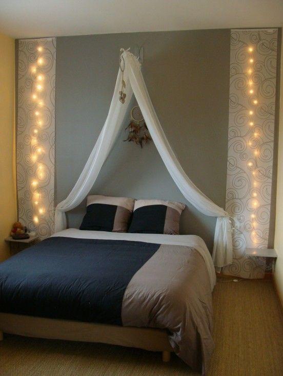 ... Chambre Fille sur Pinterest Rideaux Chambre, Rideau Chambre et