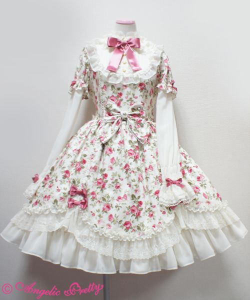 Angelic Pretty | Labyrinth of Rose OP