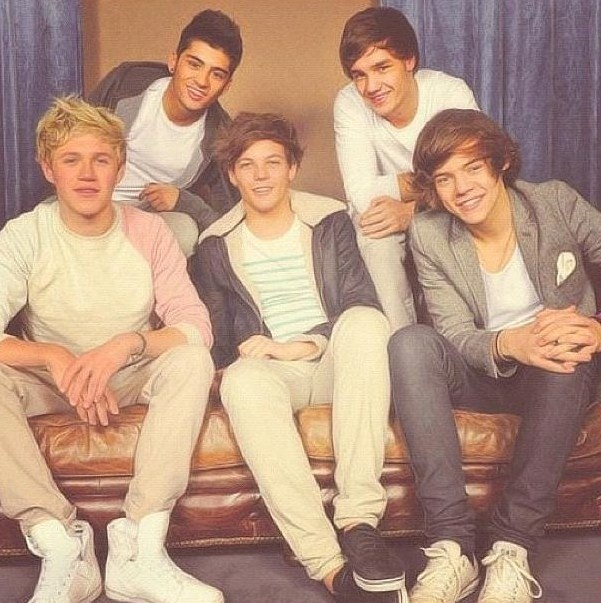 My five husbands! ;)
