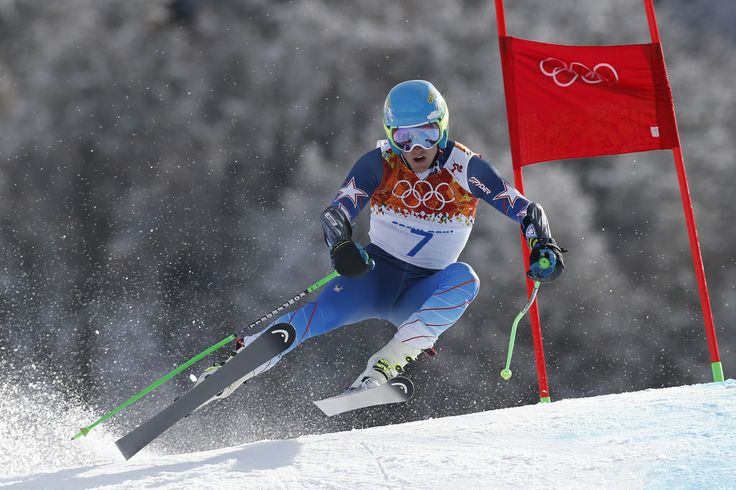 470282155 - Ted Ligety of the USA wins the gold medal during the Alpine Skiing Men's Giant Slalom