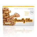 #PeanuttyBliss A delicious protein snack designed to help curb your sweet tooth cravings. GBP £26.40  Volume: 14 Visit this @ https://shop.usana.com/shop/spring/shopping/productDetail…