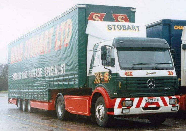 Mercedes Benz sk powerliner