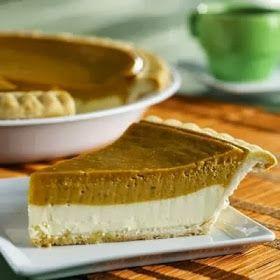 Welcome Home: ♥ Cheesecake Pumpkin Pie