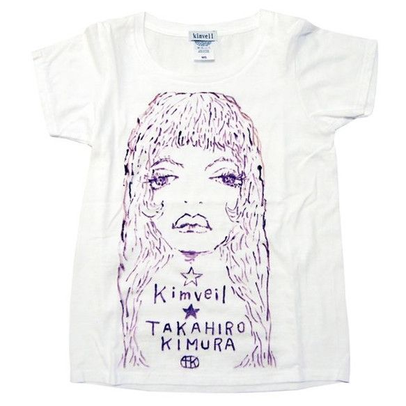 手描き1点ものTシャツ(木村タカヒロ・画)着色はアクリル絵具を使用しています。水洗いOK(手洗い推奨)サイズ : レディース 着丈53cm/身幅38cm/袖丈...|ハンドメイド、手作り、手仕事品の通販・販売・購入ならCreema。