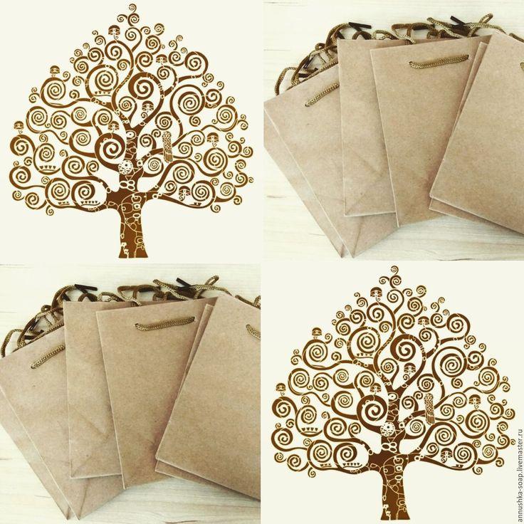 Купить Крафт-пакет - коричневый, крафт, крафт упаковка, Крафт-бумага, крафт-пакет
