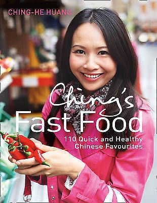 #Ching's #Fast #Food: 110 Quick and #Healthy Chinese Favourites #foodies #food #chinesefood