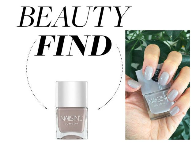 """""""The Beauty Find: Nails Inc. Porchester Square Nail Polish"""" by polyvore-editorial ❤ liked on Polyvore featuring beauty, Nails Inc. and beautyfind"""