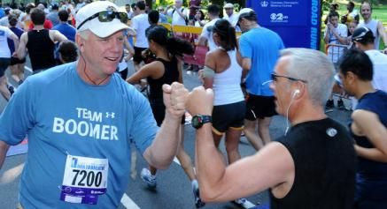 Boomer's Cystic Fibrosis Run to Breathe (4M) Brought to you by United Healthcare   NYRR
