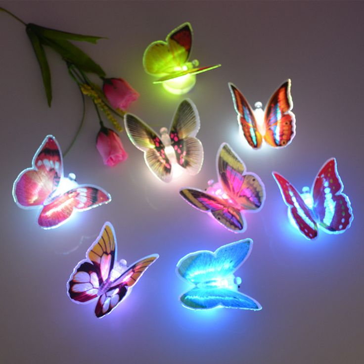 Cheap decorative stickers for walls, Buy Quality stickers oval directly from China decorative wall paper art sticker Suppliers: 50pcs/lot Newest Artificial Flowers Toy for Lovers 3 Colors LED Luminous Roses Toy Cloth Material Flashing Rose FlowersU