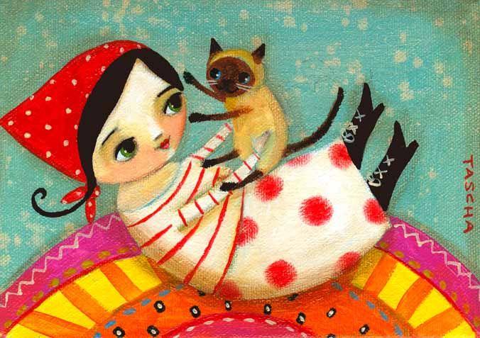 Frida Kahlo é uma referência eterna no movimento surrealista e inspira milhares de pessoas até hoje. Tascha Parkinson é prova viva da influência da pintora mexicana. Graduada pelaOntario College of Art and Design em 1997, Tascha ganhou visibilidade por meio da internet com retratos de Kahlo infantilizada. A série deu super certo e ela continua …