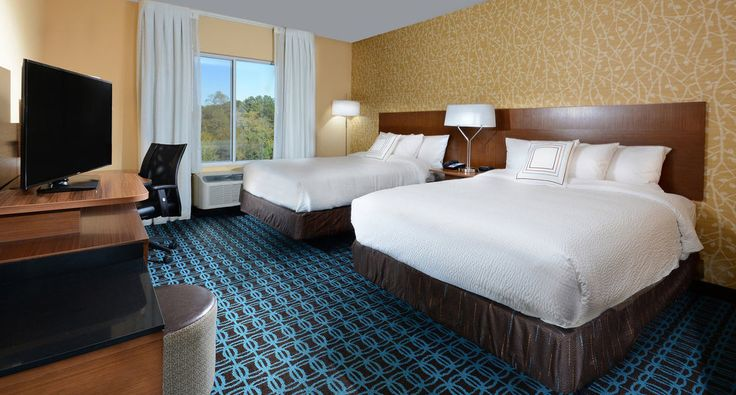 Fairfield Inn & Suites Raleigh Capital Blvd./I-540 | NC 27616