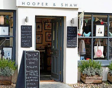 Hooper & Shaw | Cornwall, England