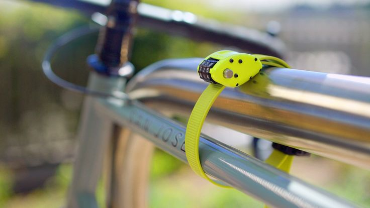 OTTOLOCK™ is an all-new cinch lock for both cyclists and outdoor enthusiasts who need a lightweight, compact, and secure solution.