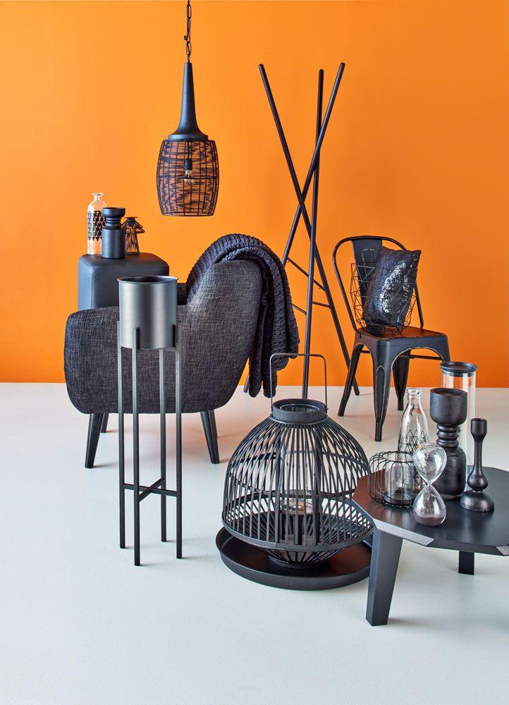 Woonexpress | Mysterieus zwart | hanglamp ARDELLA | verlichting
