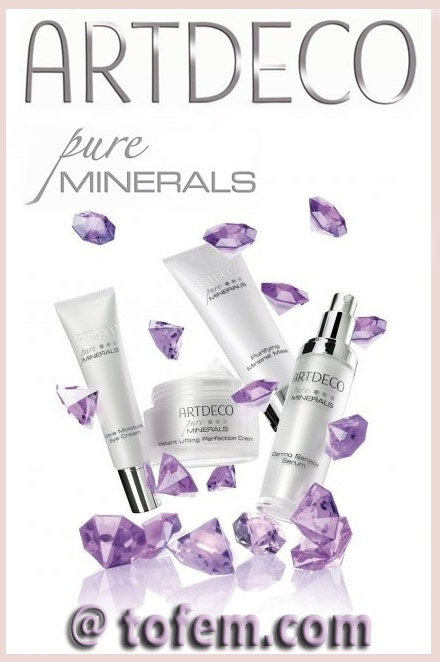 ARTDECO Pure Minerals Anti Couperose Balm restores skin to its natural balance whilst calming redness and couperose.