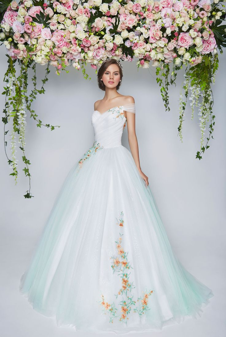 Best 25 rental wedding dresses ideas on pinterest wedding gown pretty in floral floral wedding dresses bridal boutique singapore wedding gown junglespirit