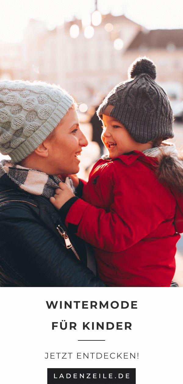 Wintermode für Kinder