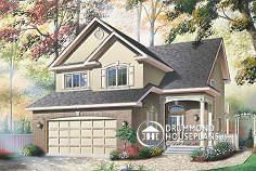 House plan W2889 by drummondhouseplans.com