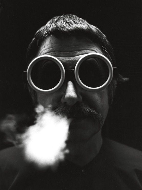 """To be an architect,"" Ettore Sottsass said, ""you have to become very gentle, very calm and extremely sensitive about life"""