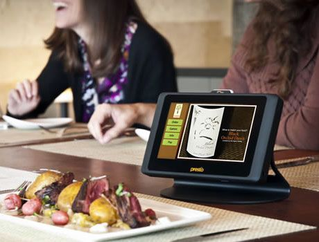 Applebee's to put 100,000 NFC tablets on dining tables - NFC World