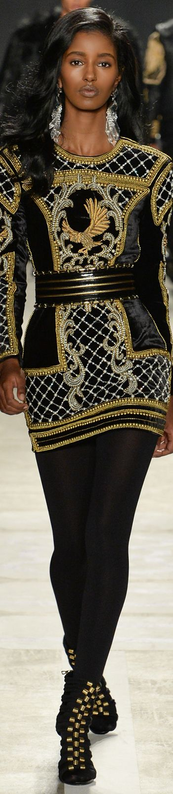 Balmain x H&M Collaboration 2016 Collection | LOLO     ᘡղbᘠ