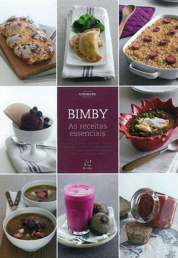 Receitas Essenciais Livro base Bimby
