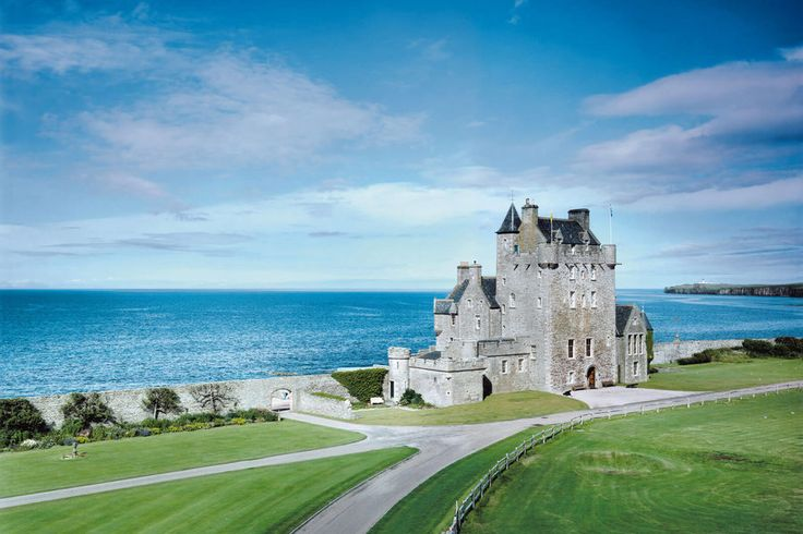 With turrets, spires and stone walls, Scotland's dramatic landscape is dotted with incredible castles – and we've found 11 Scottish castles you can sleep in.