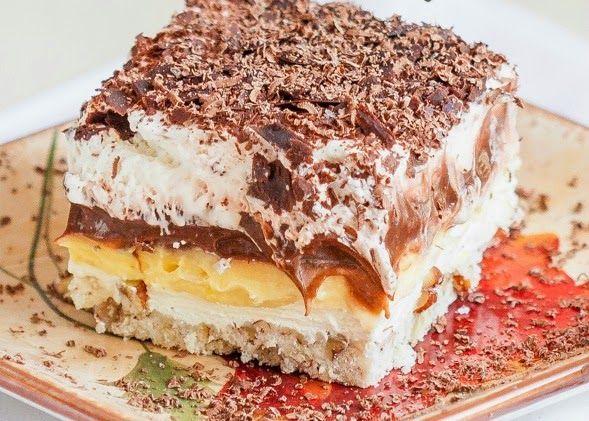 Γλυκές Τρέλες: Λαχταριστό κρεμώδες γλυκό ψυγείου!