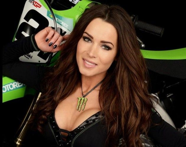 the Gorgeous Monster Energy Girls