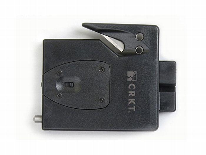 ExiTool Rescue-tool.  •Eenvoudig te bevestigen aan elke autogordel en altijd binnen handbereik. http://www.urbansurvival.nl/index.php?action=article&aid=9889&group_id=10000001&lang=nl#.Vh1IpjahcdU