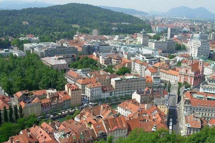 #Ljubljana #Slowenien