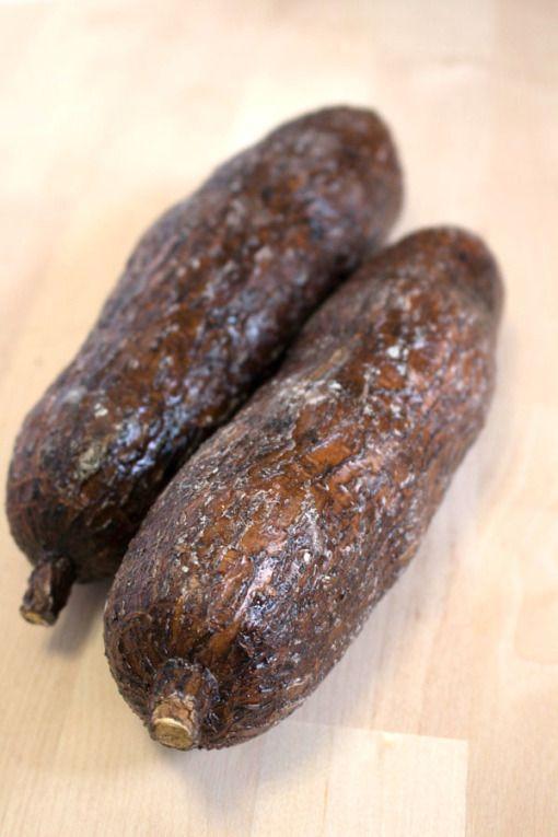 How to peel Yuca | Cassava