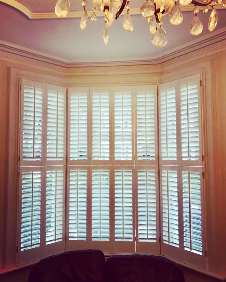 68 best bay windows images on pinterest - Shutters for decoration interior ...