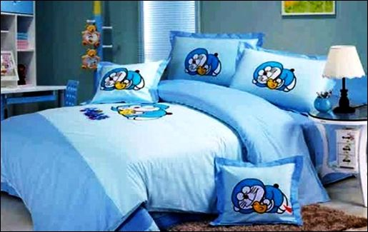 10 Cool Kids Bedroom themed Doraemon Ideas | Circle Decor