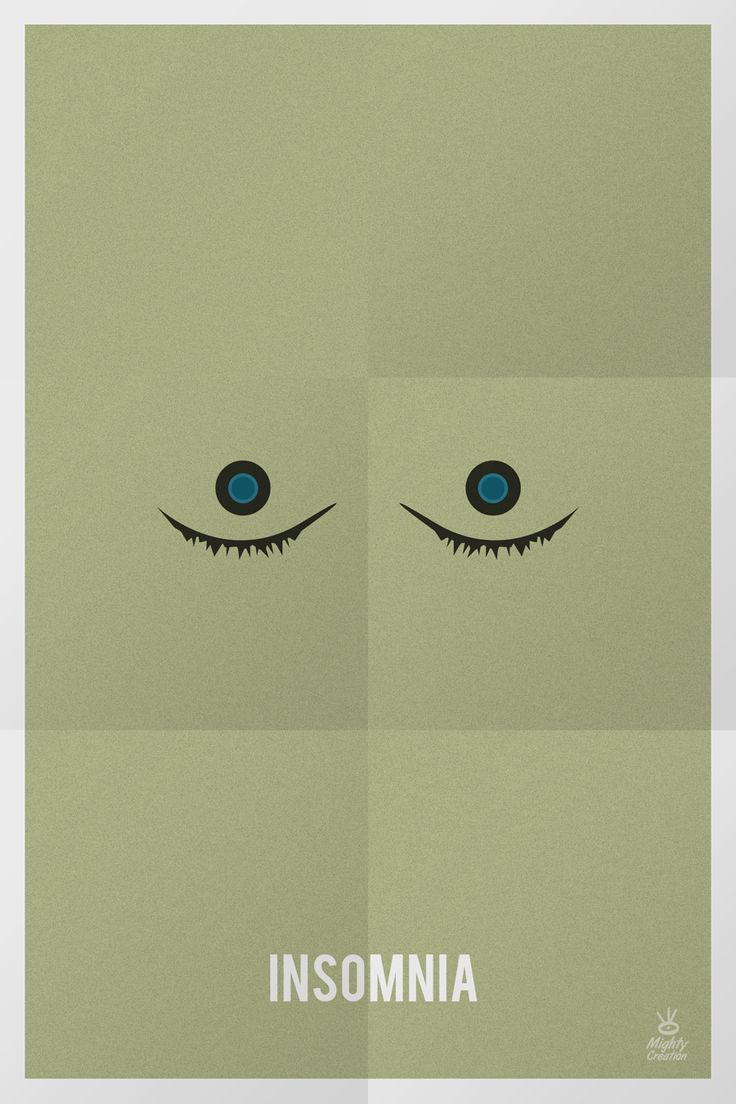 Insomnia - movie poster