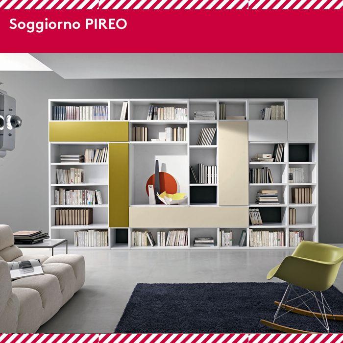 Più spazio alle cose che ami con PIREO. Raccontaci le tue passioni! Con Hartè, il bello del design a casa tua!