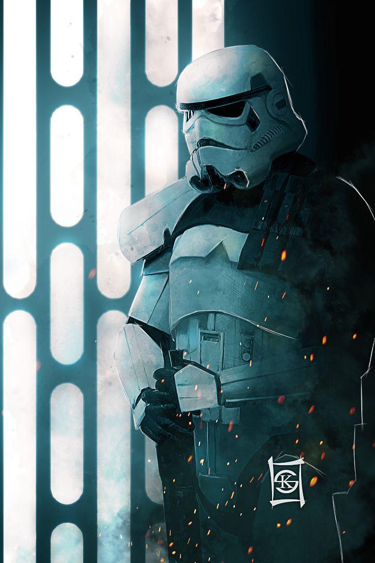 Звездные Войны,Star Wars,фэндомы,stormtrooper,art,арт,красивые картинки