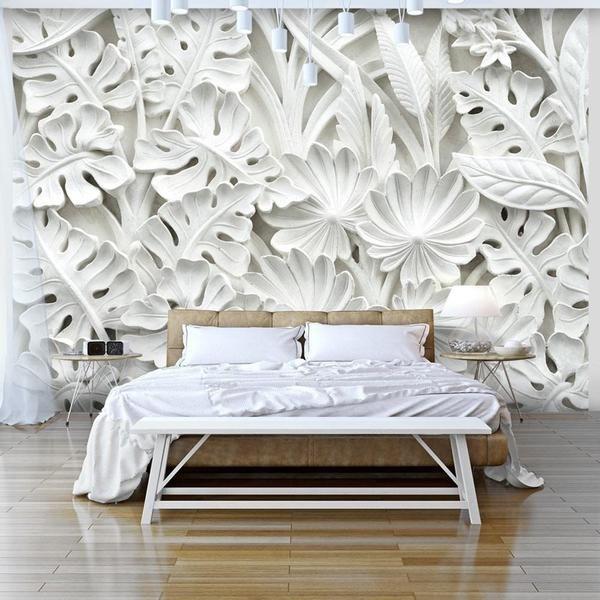✓ homelook.it è una grande piattaforma per interior design in italia che facilita la. Carta Da Parati Effetto Pietra Giardino Di Alabastro Papier Peint Papier Peint 3d Papiers Peints Tendance