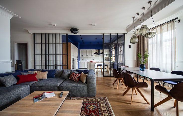 """Apartment """"ALISE"""", Kiev, 2016 - Oksana Dolgopiatova"""